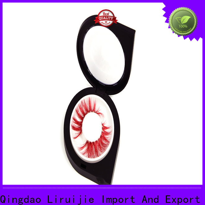 Liruijie mink lash holder suppliers for mink eyelashes