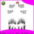 High-quality semi permanent fake eyelashes manufacturers for round eyes
