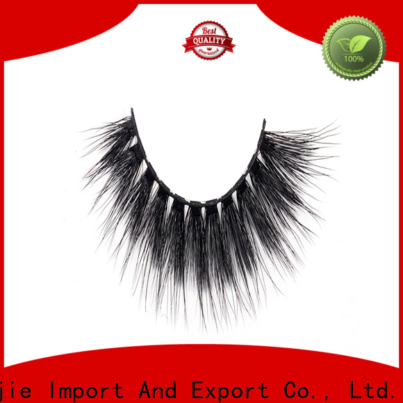 Top long lasting false eyelashes 3d company for round eyes