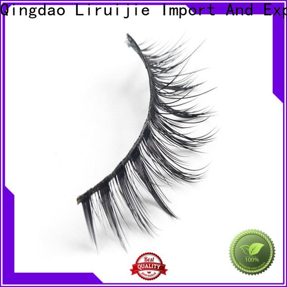 Top best synthetic eyelashes eyelash company for round eyes