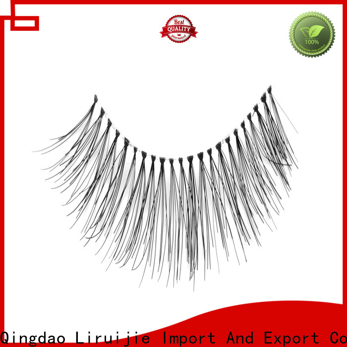 Liruijie Wholesale eyelash extension suppliers uk company for round eyes