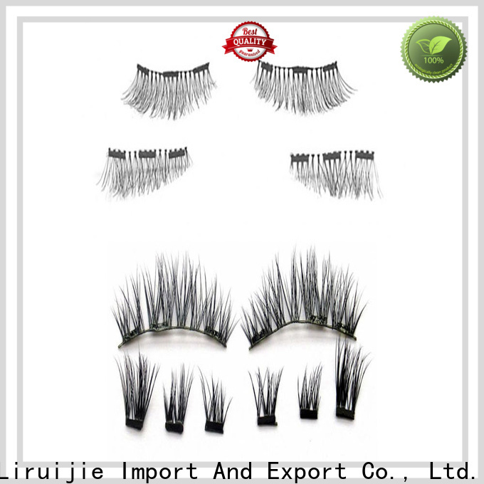 New blink lashes wholesale manufacturers for round eyes