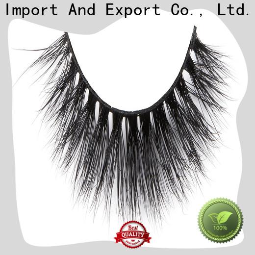 Liruijie Best mink single eyelashes supply for small eyes