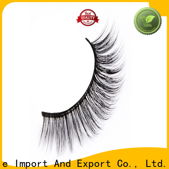 Top eyelashes supplier eyelash supply for Asian eyes