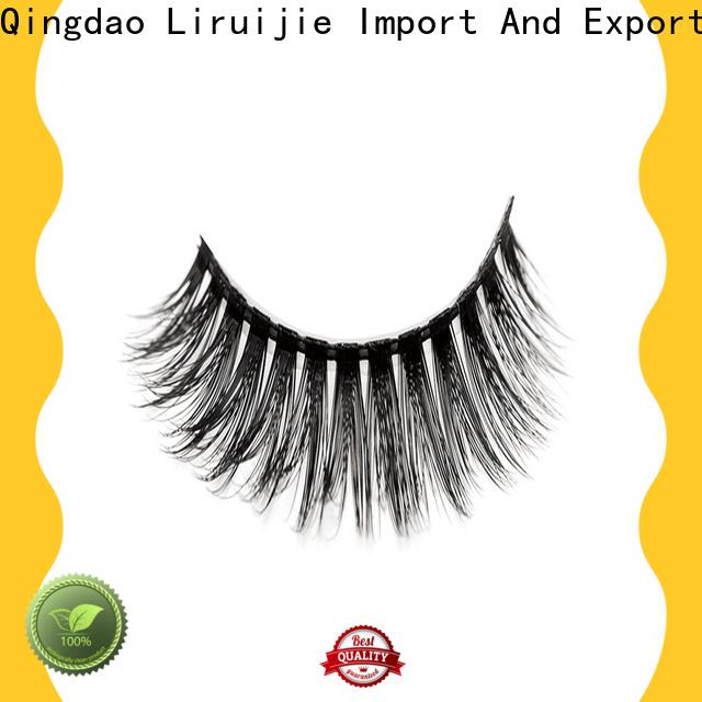 Latest good false eyelashes eyelash suppliers for round eyes