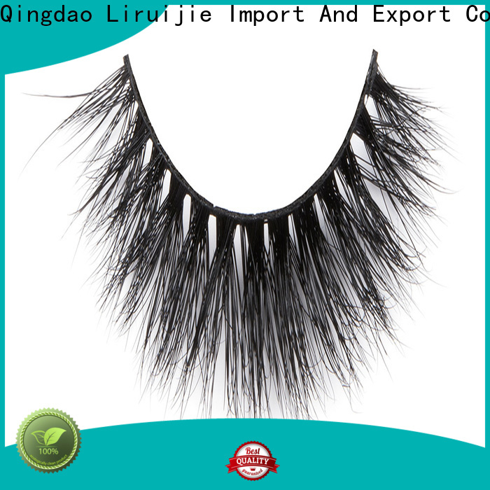Liruijie Top best mink lashes wholesale for business for extensions