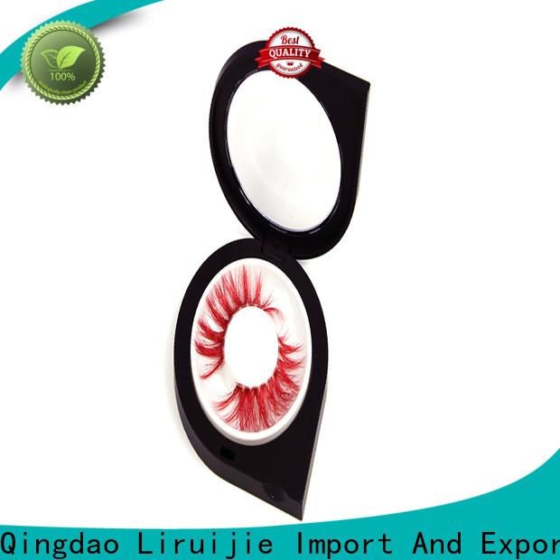 Liruijie New eyelash package design factory for mink eyelashes