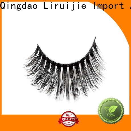 Liruijie flower fashion eyelashes wholesale for business for almond eyes