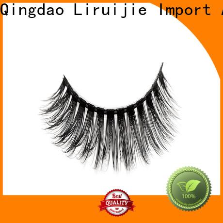Liruijie flower fashion eyelashes wholesale for business for almond eyes