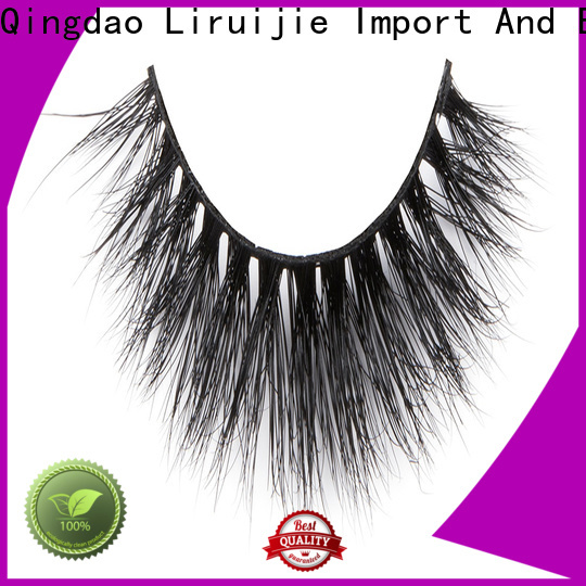 Liruijie Wholesale mink eyelashes near me company for beginners
