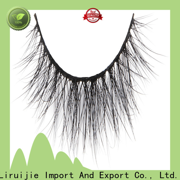 Liruijie New siberian mink lash extensions for business for beginners