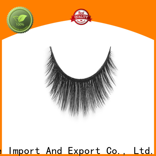 Liruijie chemical fashion eyelashes wholesale for business for round eyes