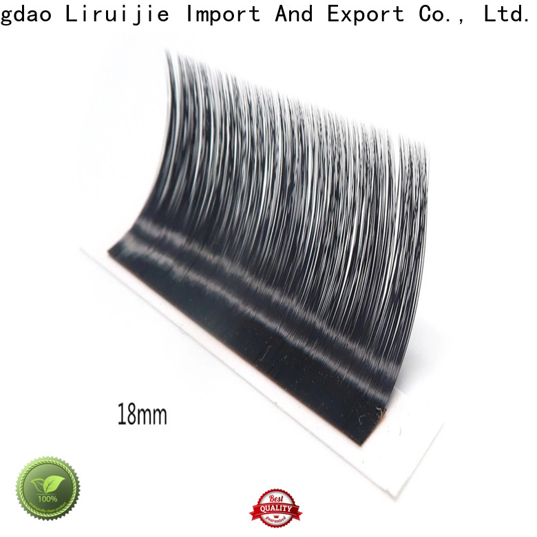 Wholesale semi permanent extensions eyelash suppliers for small eyes