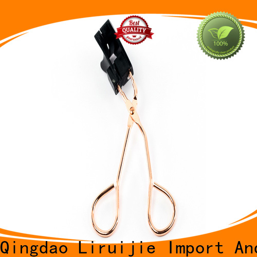 Liruijie Best eyelash curler set supply for beginners