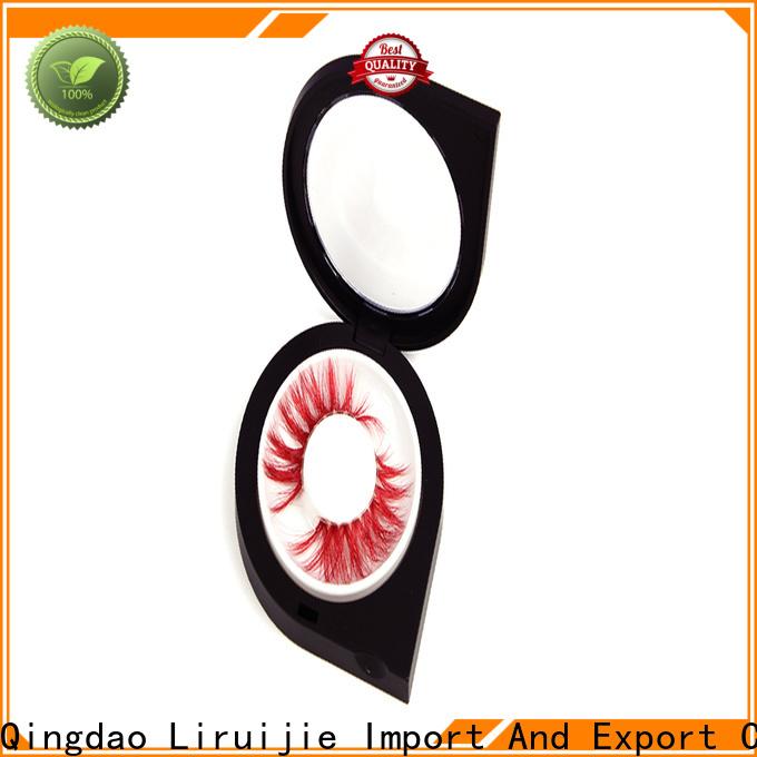 Liruijie eyelash lashes box design for business for magnetic eyelashes