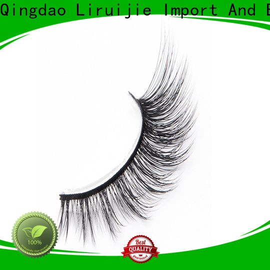 Liruijie yh synthetic eyelashes wholesale suppliers for Asian eyes
