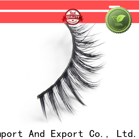 Best fashion eyelashes wholesale mink company for almond eyes