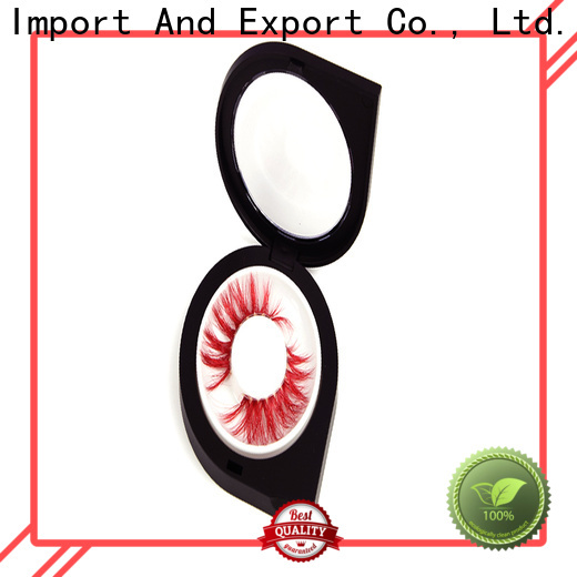 Liruijie Wholesale box of fake eyelashes manufacturers for fake eyelash