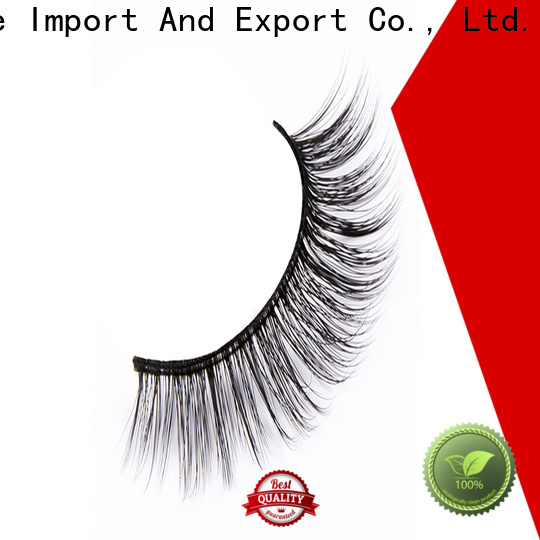 Liruijie lash synthetic eyelashes manufacturers supply for almond eyes
