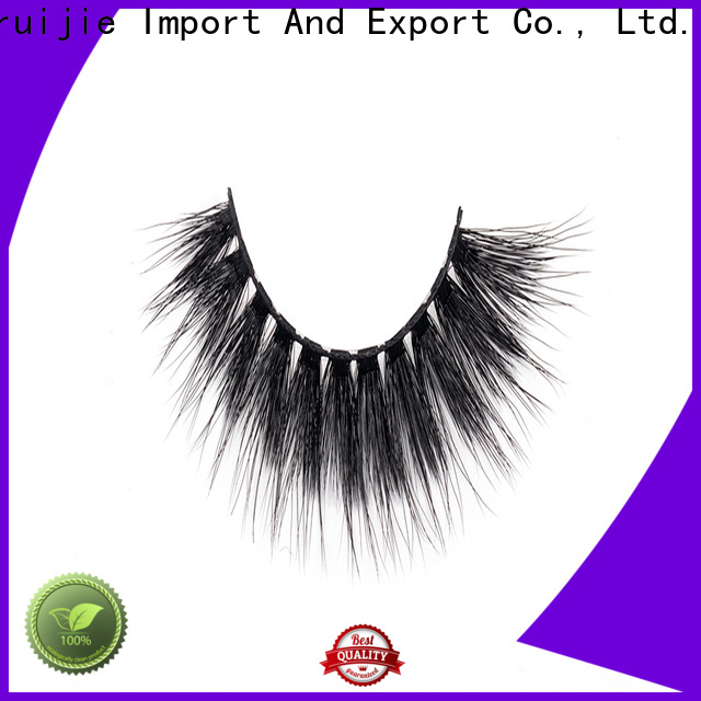 Liruijie High-quality synthetic eyelash manufacturers for beginners
