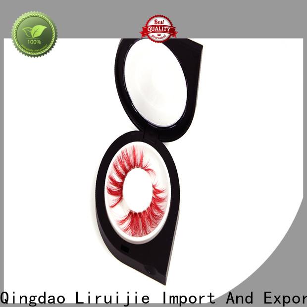 Liruijie eyelash private label eyelash box for business for magnetic eyelashes