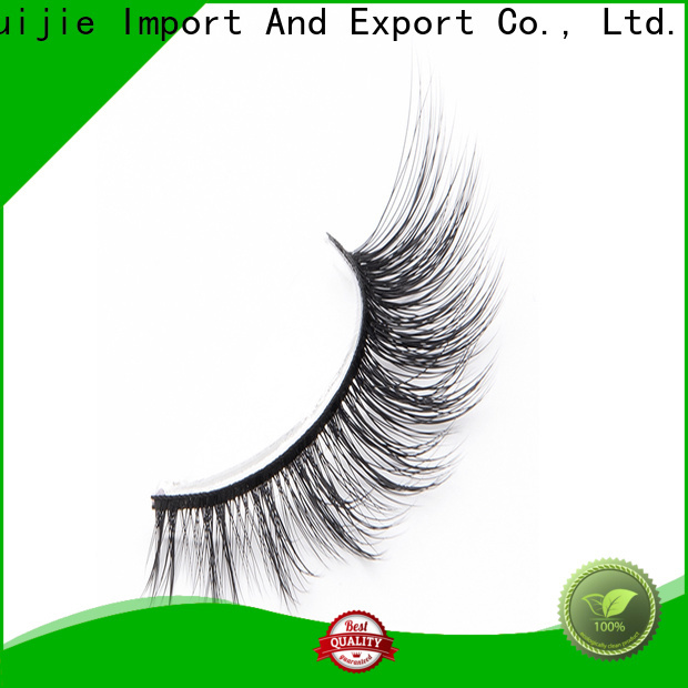 Liruijie New best synthetic lashes manufacturers for Asian eyes