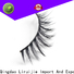 Top synthetic eyelashes manufacturers thick factory for Asian eyes