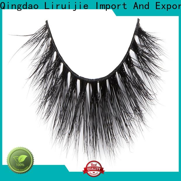 Latest top mink lashes eyelash supply for small eyes