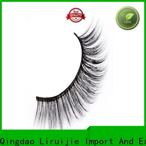 Liruijie costeffective long lasting false eyelashes company for Asian eyes