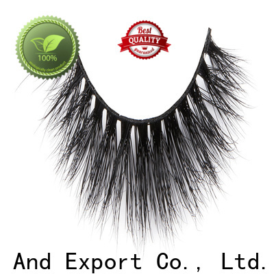 Liruijie Wholesale real mink fur lashes manufacturers for small eyes