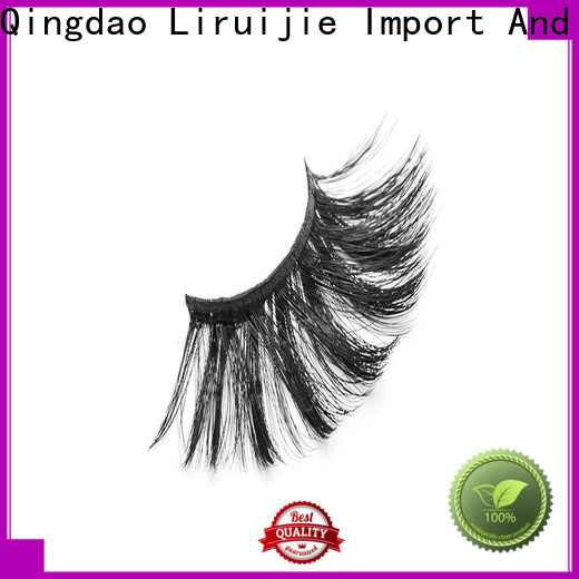 Liruijie lashes wholesale individual lashes suppliers for Asian eyes