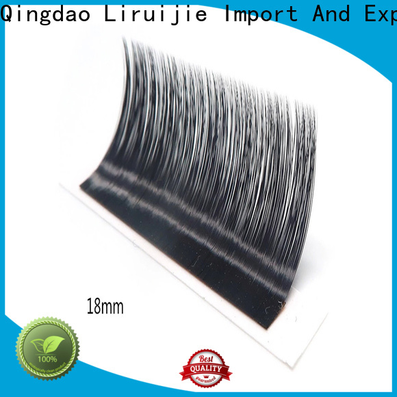 Liruijie eyelash eyelash extension supplies wholesale for business for small eyes