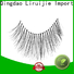 High-quality eyelash strips wholesale suppliers for small eyes