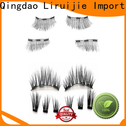 Liruijie Top russian volume lashes wholesale supply for almond eyes