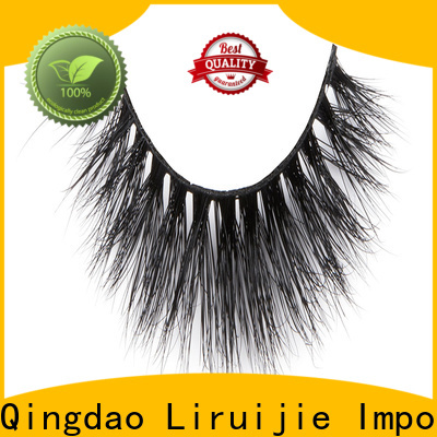 Liruijie series mink lashes animal cruelty supply for small eyes