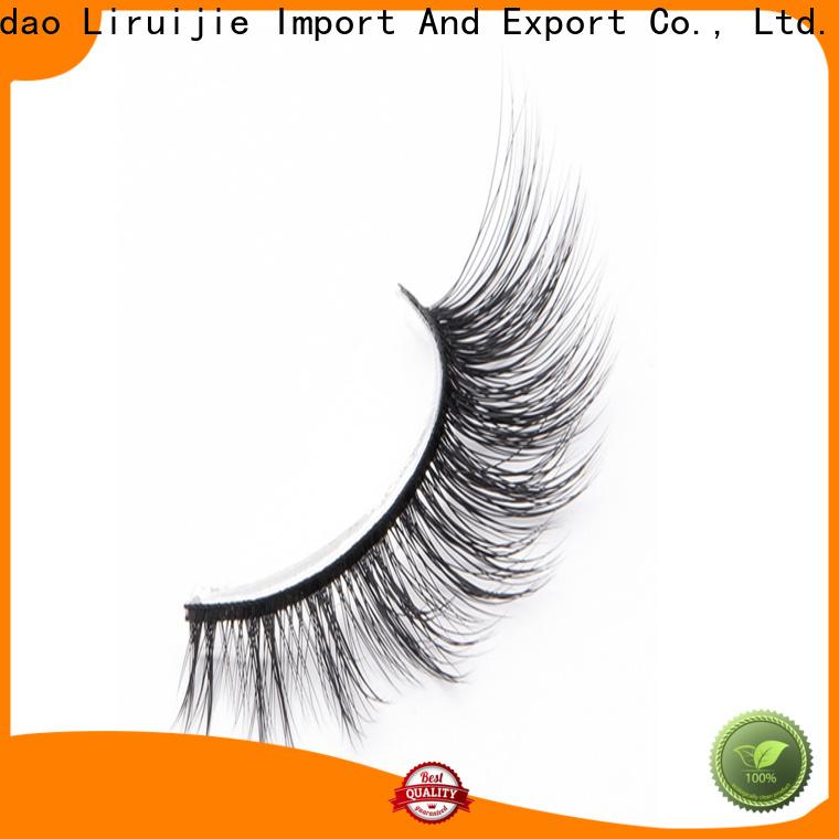 Liruijie fiber eyelashes supplier for business for beginners
