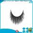 Wholesale best synthetic eyelashes 3d company for round eyes