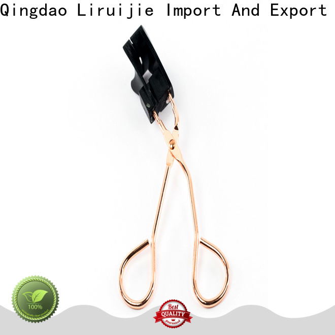 Liruijie Wholesale eyelash curler for almond eyes suppliers for small eyes