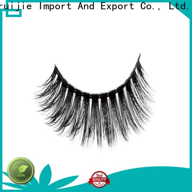 Wholesale best synthetic eyelashes wave factory for Asian eyes
