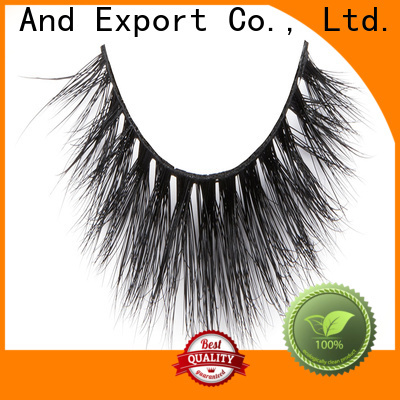 New synthetic mink dramatic company for small eyes