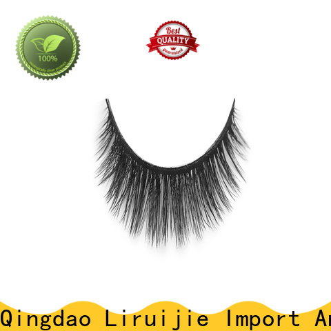 Liruijie wave wholesale individual lashes manufacturers for Asian eyes