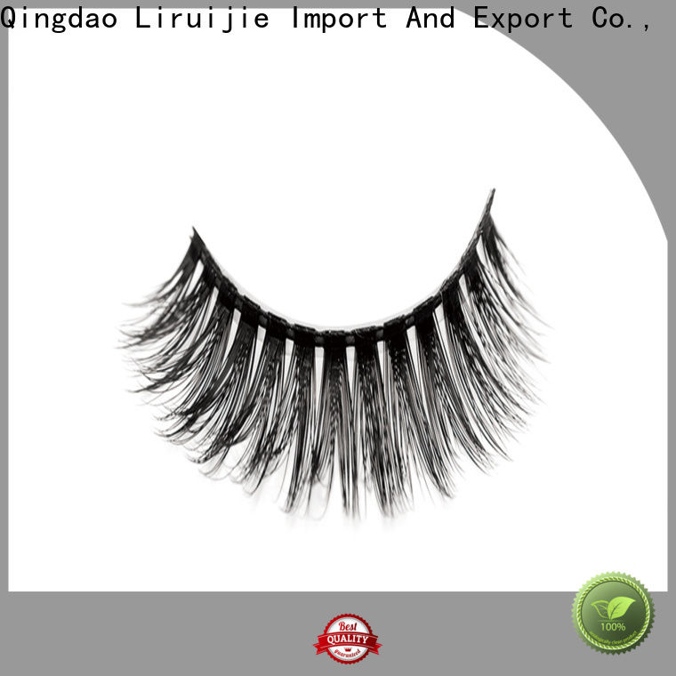 Liruijie Best lashes supplier suppliers for almond eyes