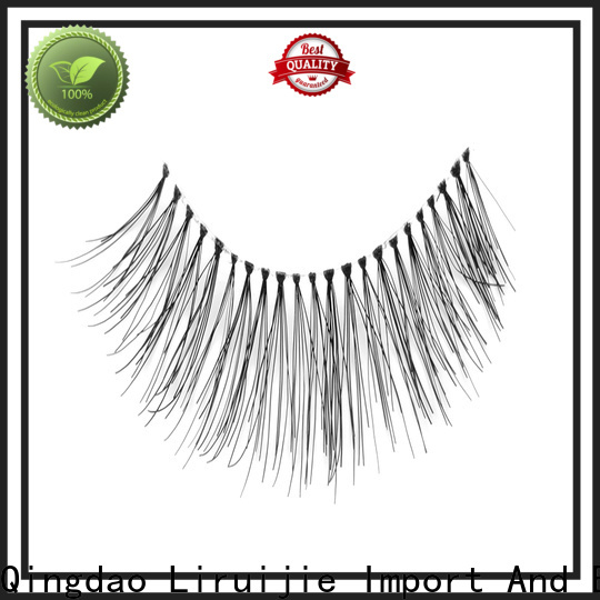 Wholesale lash supplies canada company for round eyes