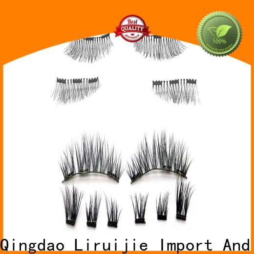 Liruijie elise eyelashes wholesale company for Asian eyes