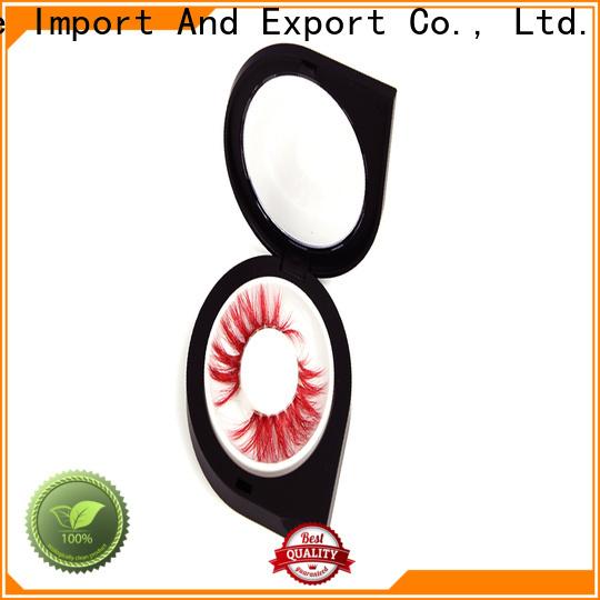 Liruijie mink plastic eyelash case company for eyelash extensions