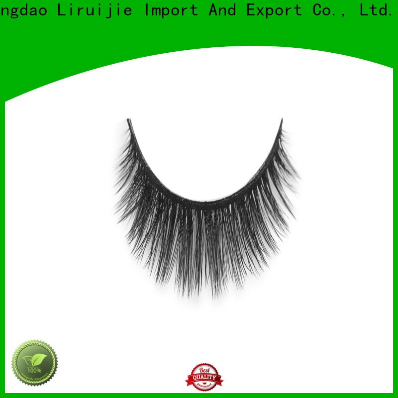 Liruijie Wholesale good cheap eyelashes factory for Asian eyes