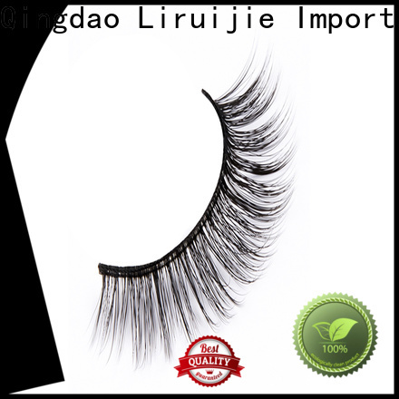 Liruijie Wholesale lashes supplier company for Asian eyes