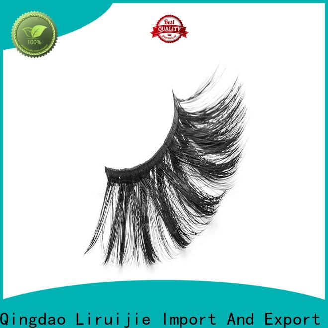 Liruijie High-quality good false eyelashes supply for round eyes