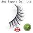 Custom synthetic false eyelashes deep manufacturers for Asian eyes