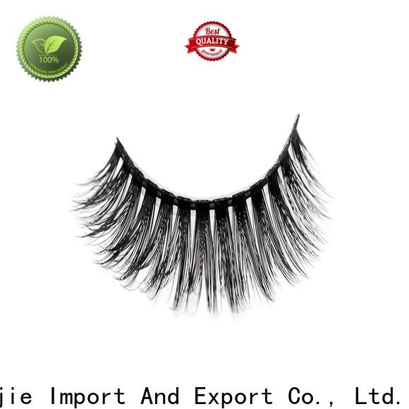 Liruijie Latest good false eyelashes company for almond eyes